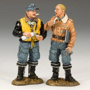 """LW038 Major Rudolf """"Rudi"""" Sinner"""