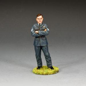 RAF079 Standing Flight Sergeant