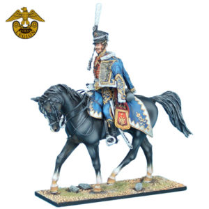 NAP0655 Russian Izumsky Hussars Officer