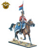 NAP0659 Russian Izumsky Hussars Trooper with Lance