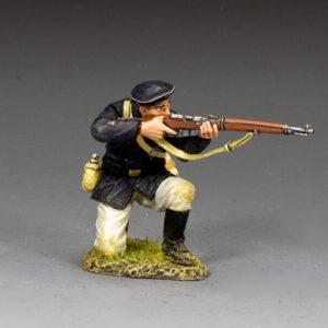RA088 RNI Standing Firing Moisant Nagant Rifle