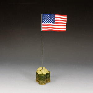 SP116 The American Base Flag Set