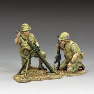VN109 Marines on Patrol