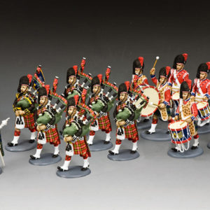 CE028 The Black Watch Pipes & Drums