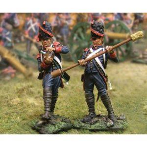 CS00392 French Guard Artillery Ramrod/Loader