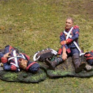 CS00393 French Guard Casualties