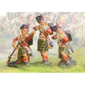 CS00426 - 92nd Highlanders Firing