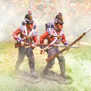 CS00556 - Foot Guards Advancing