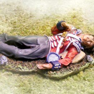 CS00562 - Foot Guards Soldier Dead