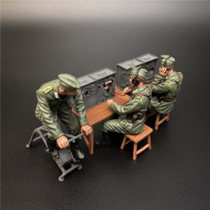 NO012 the Wehrmacht Radio Distribution Set A