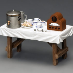 RAF064 Tea & Sandwich Table