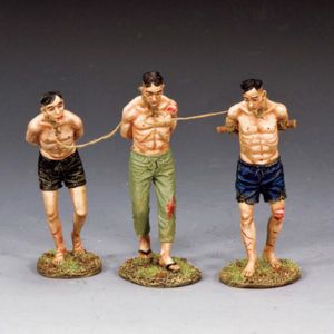 VN115 Three Captured Viet Cong