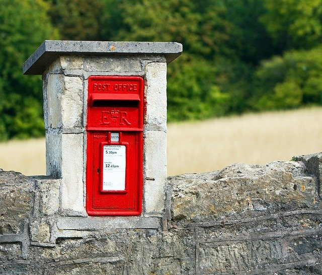 Postal Services for July 2021