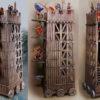 CSSEIGE1  Siege Tower