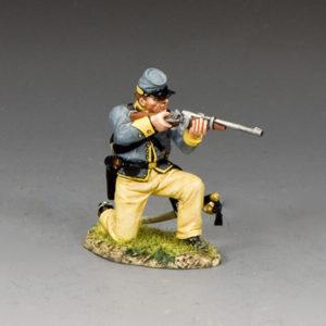 CW116 Kneeling Trooper Firing Carbine