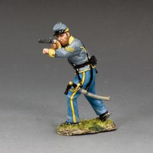 CW118 Sergeant Firing Pistol