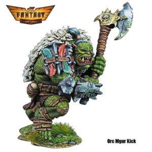 FLF001 Orc Marauder #1 - Mgur Kick