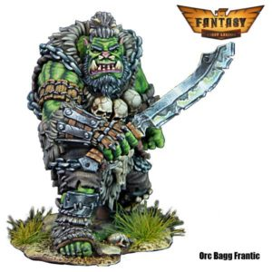 FLF002 Orc Marauder #2 - Bagg Frantic