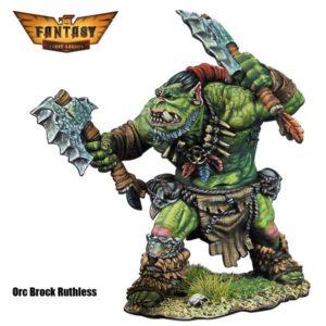 FLF003 Orc Marauder #3 - Brock Ruthless