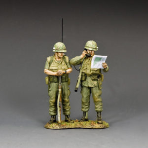 VN111 The LT and his Radioman