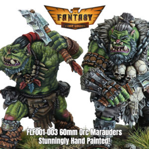 60mm Fantasy Painted