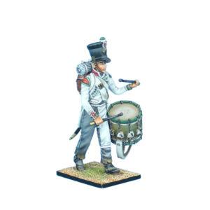 NAP0668 Italian 3rd Line Infantry Drummer