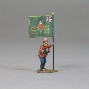 SFA034 OFFICER FLAG BEARER