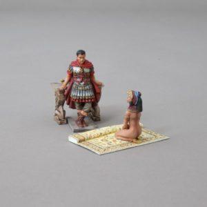 EGYPT005 CLEOPATRA AND CAESAR