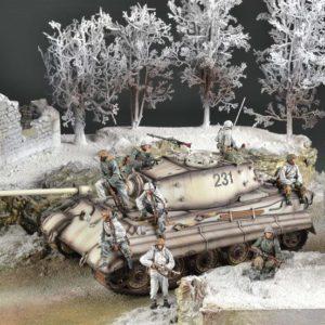 Diorama - Winter
