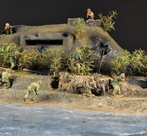 Battlefield Diorama