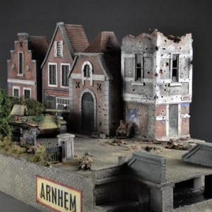 TOS184 #1 Arnhem - diorama
