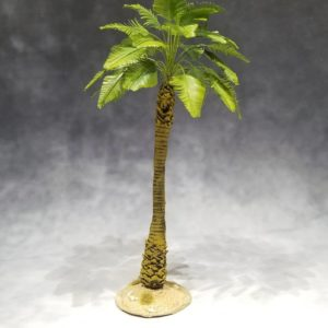 TRE009D Large Desert Broadleaf Palm Tree