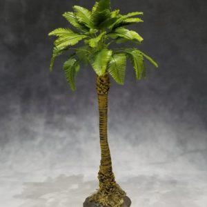 TRE009 Large Jungle Broadleaf Palm Tree