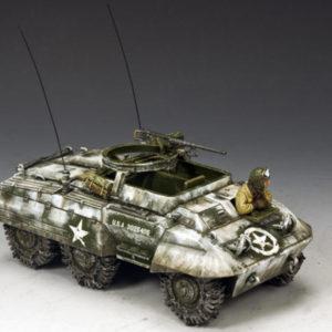 BBA066 U.S. M20 Armoured Car